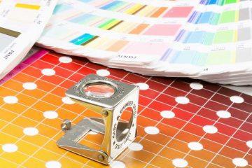 מוצרי דפוס מסוגים שונים